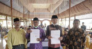 Komitmen IAI Darussalam Blokagung majukan Desa di Banyuwangi