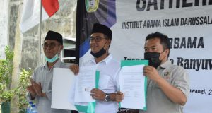IAIDA Blokagung Gelar Gathering Dengan PWI Banyuwangi