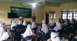 Pembekalan Micro Teaching Prodi Pendidikan Bahasa Arab IAIDA Blokagung Oleh Ketua MGMP Bahasa Arab se-Indonesia